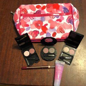 New Lancôme Eye and Lip Bundle with Bag